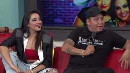 Alan Saldaña canta en 'De Aquí... Pa'rriba'