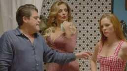 Miranda encuentra a Irma, la conquista de Brayan, en el baño de Paco