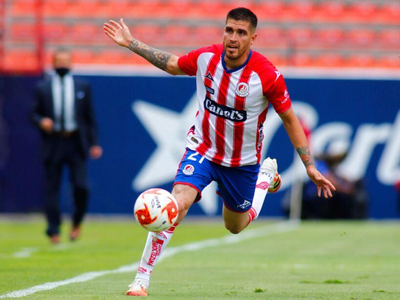 Atletico San Luis v Necaxa - Torneo Guard1anes 2020 Liga MX