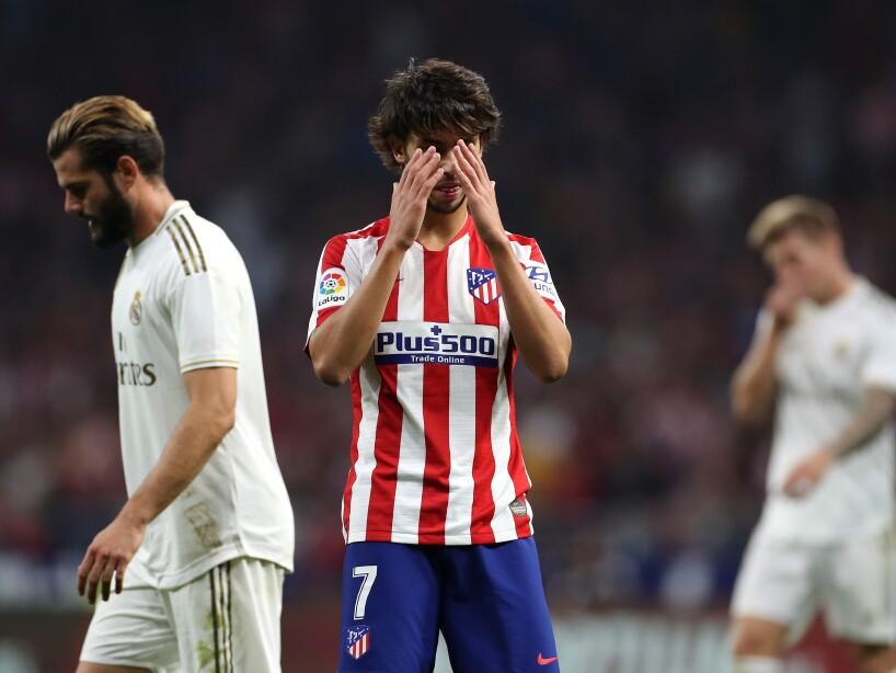 Atlético de Madrid y Real Madrid no se hacen daño