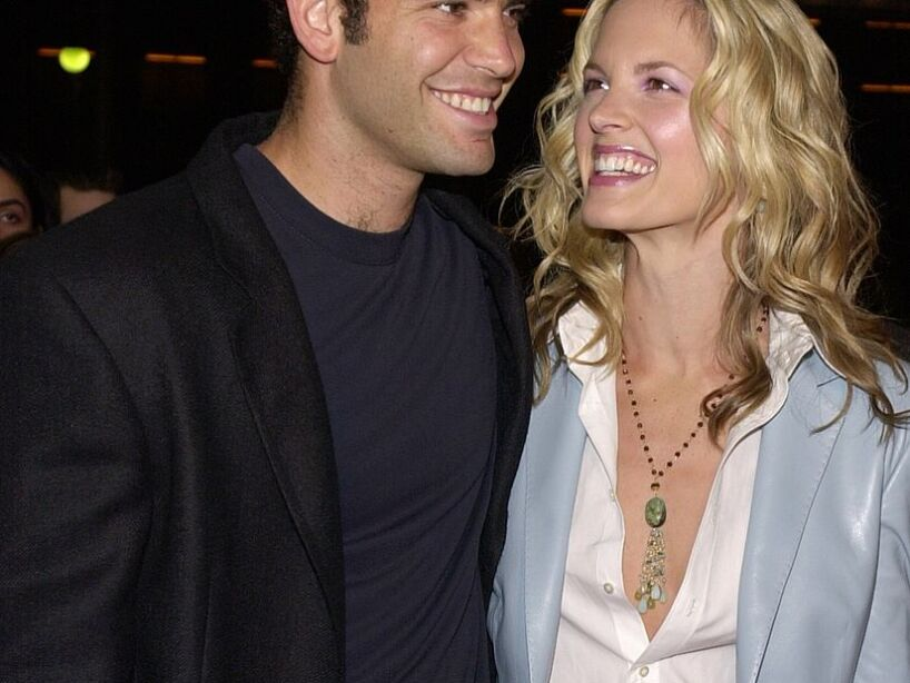 """Celebs at Premiere of """"The Wedding Planner"""""""