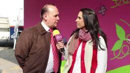 ENTREVISTA: ¡Raúl Buenfil busca a su hija embarazada!