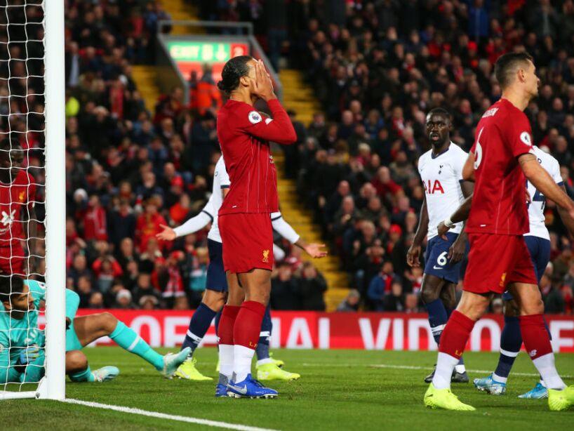 Liverpool FC v Tottenham Hotspur - Premier League