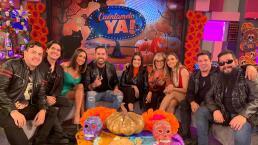 CUÉNTAMELO YA!: Programa completo del Miércoles 30 de octubre