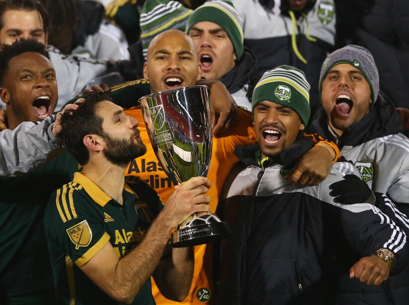 Portland Timbers v FC Dallas - Western Conference Finals - Leg 2
