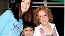 María Elena Saldaña narra cuando el doctor le informó que su primera hija tenía Síndrome de Down