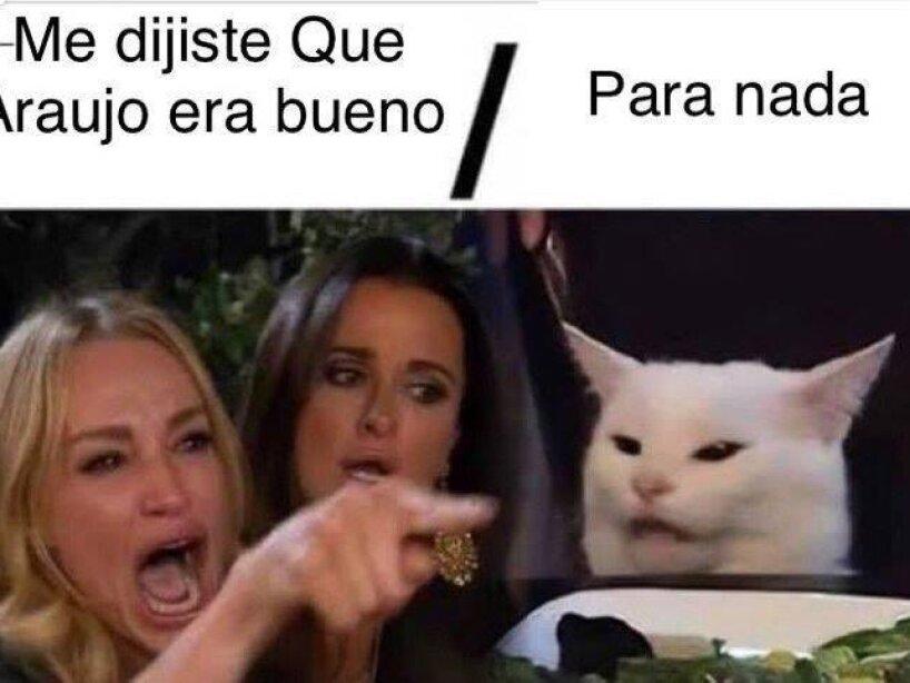 Argentina golea a México hasta en los memes. El Tri no metió ni las manos.