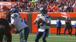 Seattle Seahawks 32-28 Cleveland Browns - Anotaciones