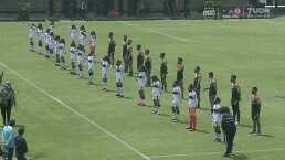 ¡Unión! Pumas Femenil y varonil entonaron juntos el himno de la UNAM