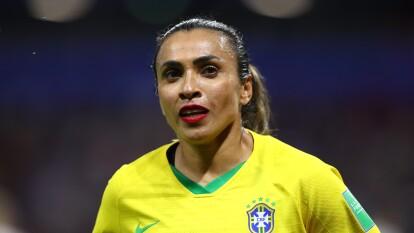 Marta Vieira da Silva es embajadora de buena voluntad de la ONU Mujeres par mujeres y niñas en el deporte. Canaliza esfuerzos para la igualdad de género y empoderamiento de las mujeres en todo el mundo.