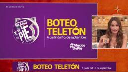 ¡El Boteo Teletón 2017 ya está en marcha!