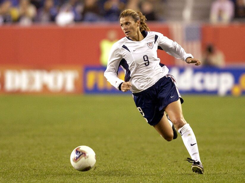 FIFA Women's World Cup USA 2003 - Norway vs United States - October 1, 2003