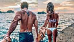 Qué significan los tatuajes de Irina Baeva y Gabriel Soto