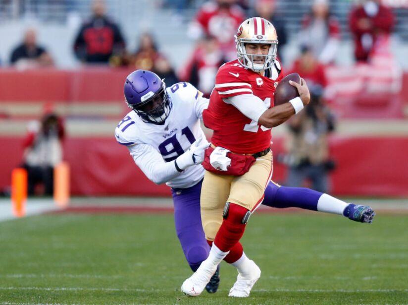 Divisional Round - Minnesota Vikings v San Francisco 49ers