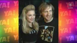 Lasrápidasde Cuéntamelo ya!(Martes 6 de octubre): Madonna rechazó a David Guetta por su signo zodiacal