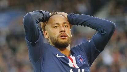 Todas las lesiones de Neymar desde que llegó a Europa con el Barcelona.