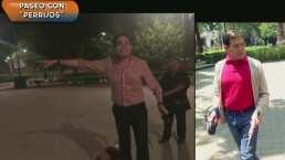 'Pepillo' Origel regresa con sus 'niños' al parque donde escuchó balazos