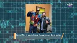 Foto de Snoop Dogg y el líder de Banda MS causa revuelo entre sus fans
