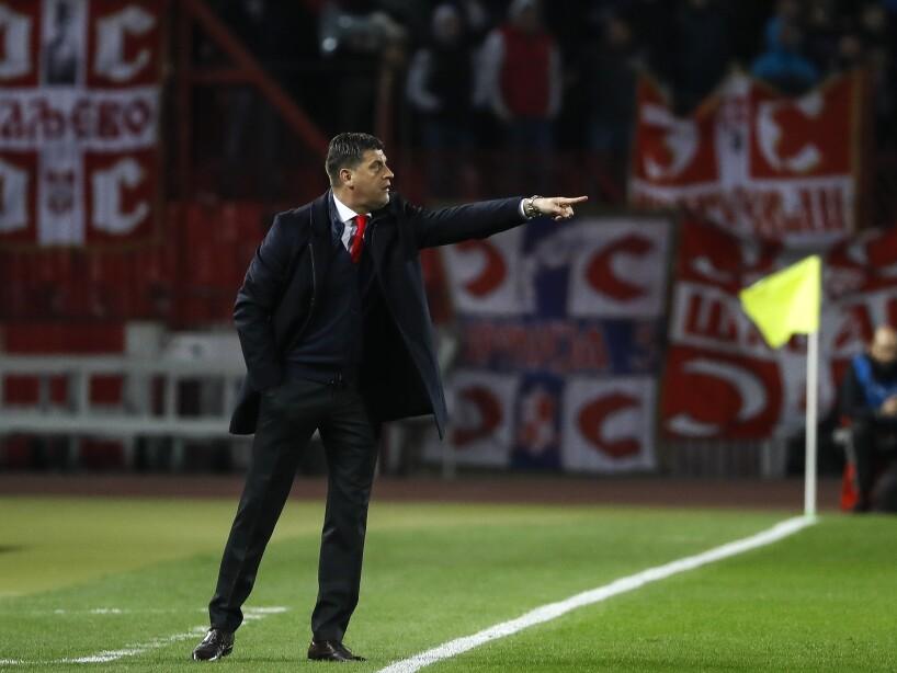 Crvena Zvezda v Liverpool - UEFA Champions League Group C