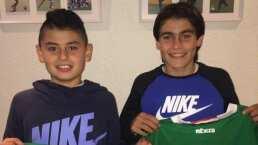 Hermano de Luka Romero es convocado con la Selección Mexicana Sub 17