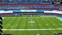 El Estadio Azteca se declara listo para recibir a Chargers y Chiefs