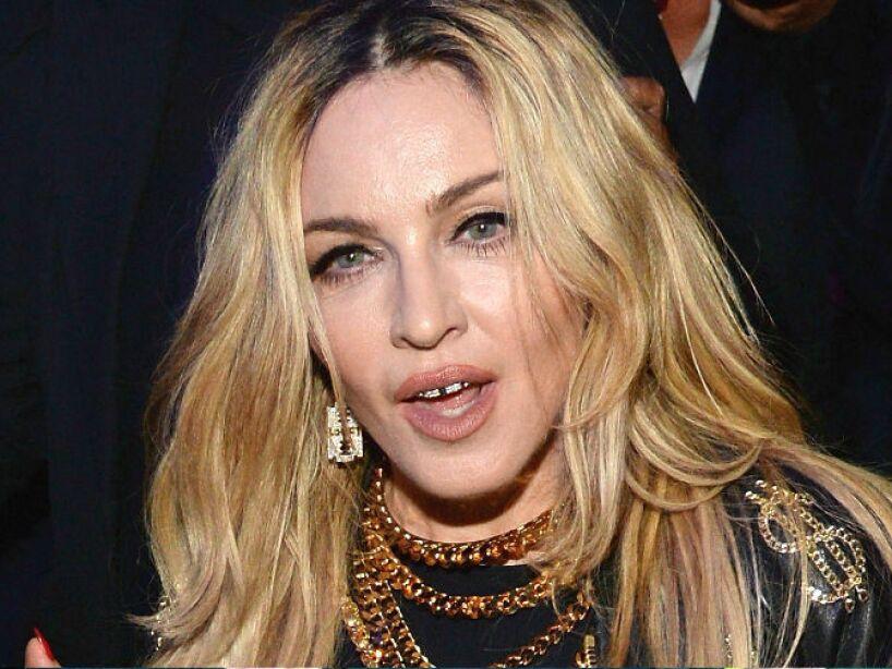 9. Madonna: Como muchas otras cantantes, la Reina del Pop también fue víctima de un HashTag asesino.
