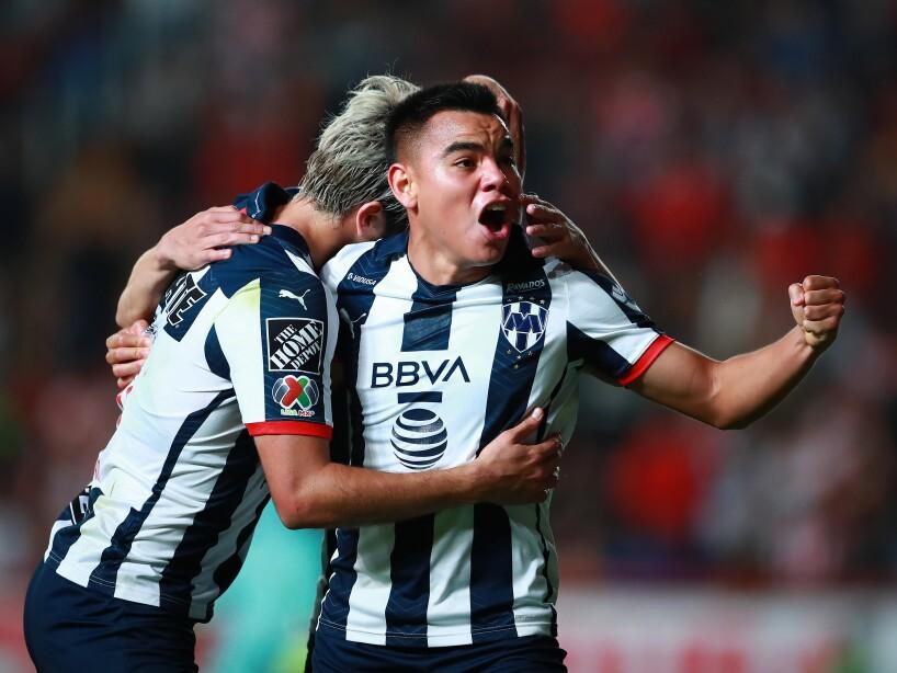 Necaxa v Monterrey - Playoffs Torneo Apertura 2019 Liga MX