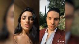 ¡Podrían ser gemelos!: Aislinn y Vadhir Derbez comparten el gran parecido entre ellos