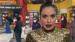 Galilea Montijo demuestra que es bella desde la punta del cabello hasta de las uñas de los pies