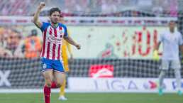 Pollo Briseño, conmovido tras su gol