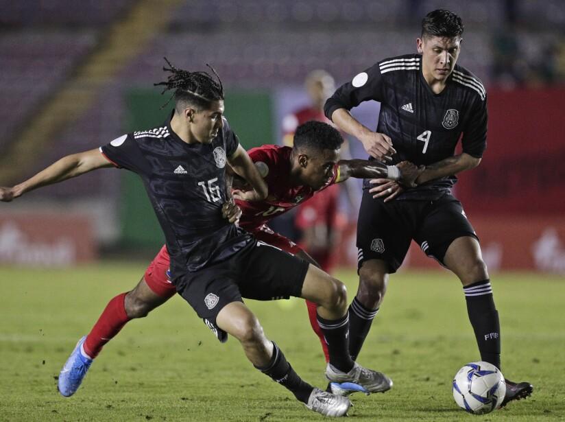 Panama Mexico Soccer
