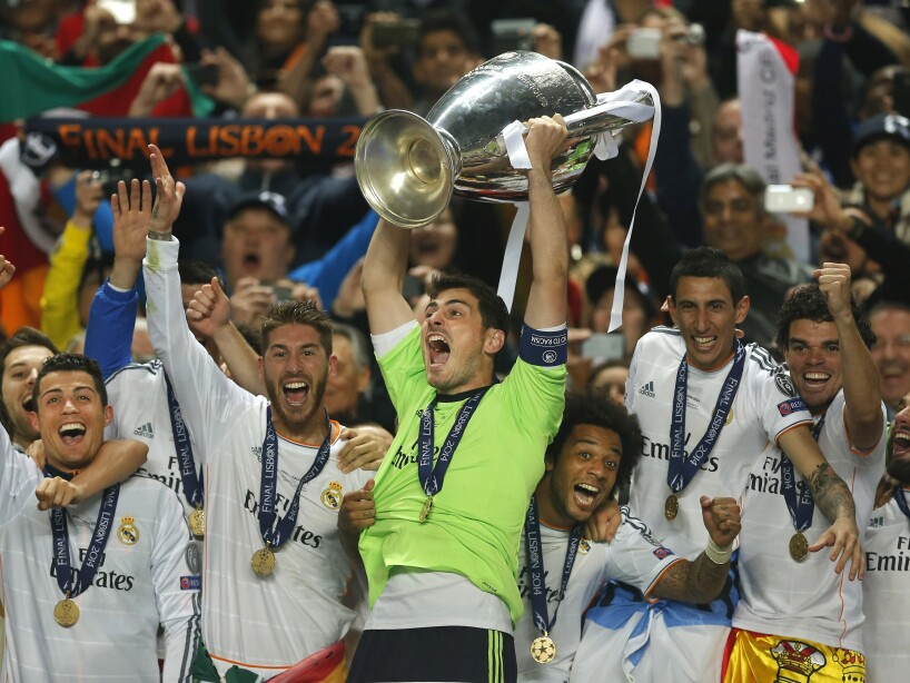 YE Portugal Soccer Champions League Final