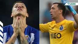 Medios portugueses revelan castigo a Marchesín y Mateus