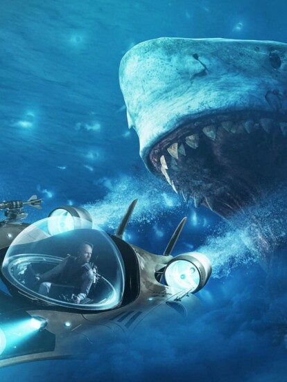 'Megalodón' se estrena este 10 de agosto (FOTO: Warner Bros. Pictures)