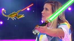 """""""El Dorado Escorpión"""": Mariazel habla como Yoda en Dame 3"""