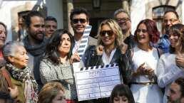 """""""Cada arranque es un reto"""": Giselle González sobre el inicio de grabaciones de 'Imperio de Mentiras'"""