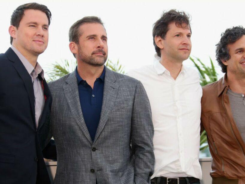 En 2015 estrenó Foxcatcher, peli donde actúa junto a Steve Carell y Mark Ruffalo. ¡Está buenísima!