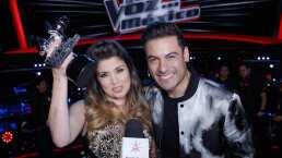 Carlos Rivera y Cristina Ramos ganan La Voz… México 2018