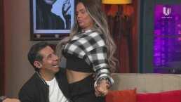 ¡Fuera de control! Niurka Marcos le confiesa a Yordi Rosado que quiere 'todo' con él