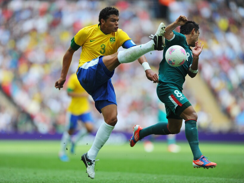 Olympics Day 15 - Men's Football Final - Brazil v Mexico