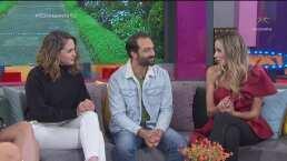 Karla Esquivel y Axel Ricco hablan de 'Vencer el Miedo'