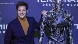 De 'Código fama' a 'Terminator': Así ha sido la evolución de Diego Boneta como actor