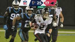 Los Falcons arman la voltereta sobre Panthers