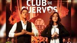Anuncian película de la serie Club de Cuervos