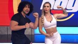 Rutina de hoy: Con esta dieta y ejercicios tendrás la cinturita de avispa de Thalía