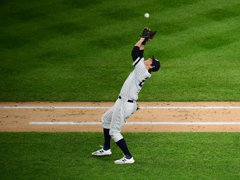 Houston Astros 8-3 New York Yankees