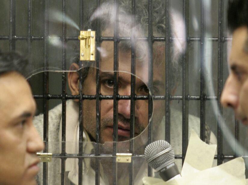 José Luis Calva Zepeda. El Caníbal de la Guerrero fue detenido el 8 de octubre de 2007 tras ser acusado del asesinato de tres mujeres.