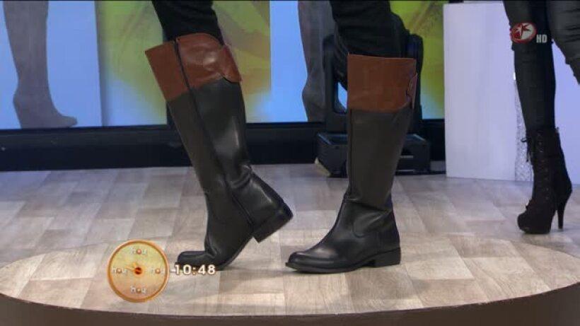Moda: Botas y botines para la temporada de invierno