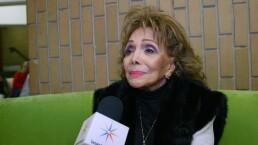 María Victoria ruega a La Guadalupana por la paz de México; 'Andamos muy mal', asegura