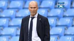 Zidane está orgulloso del Real Madrid a pesar de la derrota